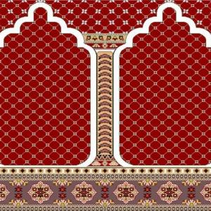 سجاده فرش،فرش مسجد، فرش سجاده ای، فرش محرابی