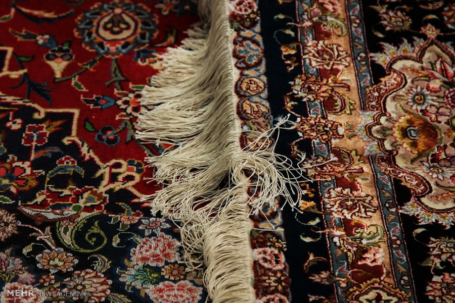 فرش سجاده قالی قالی ایرانی قالی ایرانی