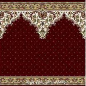 سجاده فرش طرح باغ بهشت