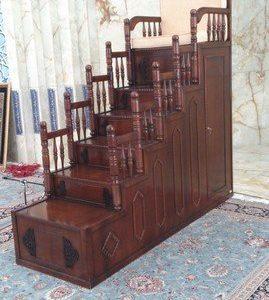 فروش منبر، فروش منبر آماده ، منبر مسجد، منبر برای مسجد، منبر حسینیه