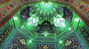 سجاده فرش مسجد - جهت قبله