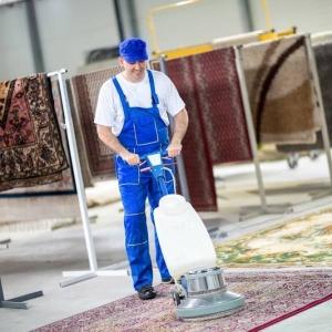 سجاده فرش مسجد - شستشوی فرش